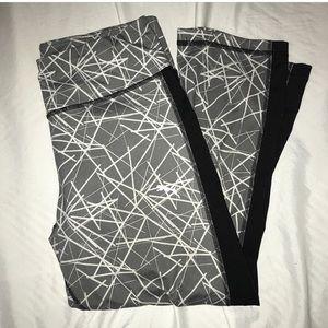 PUMA patterned workout pants